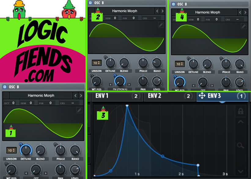 Adding a 2nd Oscillator and more Automation